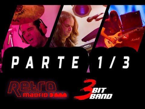Concerto RetroMadrid 2014 - 3 Bit Band - Parte 1/3