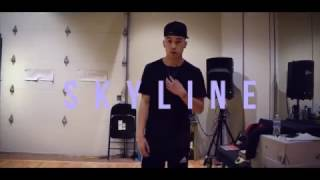 FKJ - Skyline | Andrew Han | Dance Freestyle