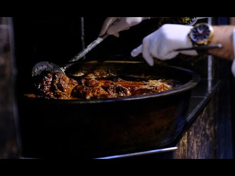Selçuklu'nun mirası furun kebabı, iftar sofralarını süslüyor