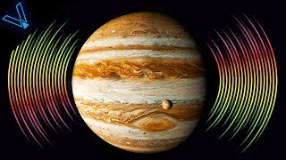This Is What Jupiter Sounds Like (Very Creepy!) 4K UHD