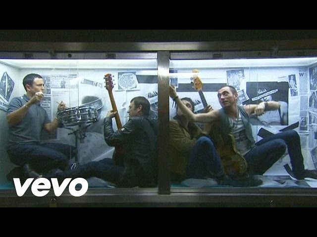 Vídeo de la canción The Blinding de Babyshambles