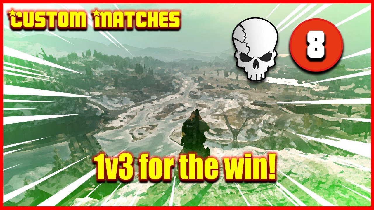 SuperGG03 - 1v3 Clutch KIlls For The Win Playing Custom Matches With Viewers (Call Of Duty Modern Warfare)