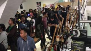 Crowd di PRS Experience 2017 Plaza Semanggi