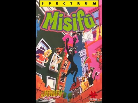 BITeLog 0092: Misifú (ZX SPECTRUM) LONGPLAY