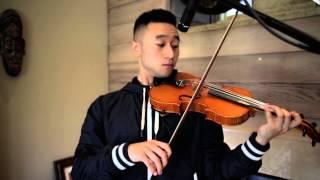 Armin Van Buuren - Intense (Sam Lin Violin Teaser Cover)