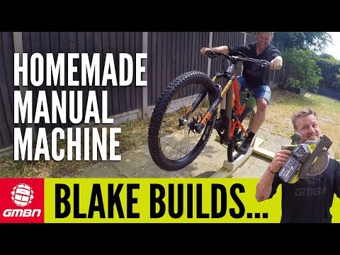 Blake Builds A Manual Trainer