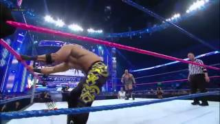 WWE SmackDown 5th October - Ryback VS. Primo(2012)