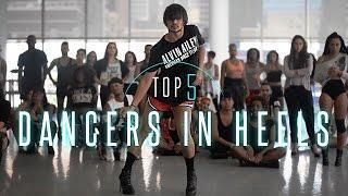 Top 5: Dancers In Heels