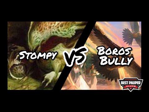 Boros Bully x Stompy