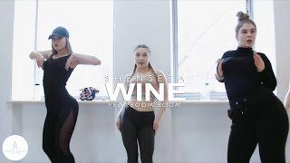 Dance Intensive 14| Shenseea feat. Boom Boom - Wine dancehall by Inna HOT | VELVET YOUNG