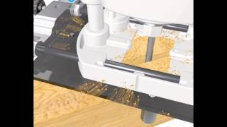 Leigh Rtj400 Router Table Dovetail Jig Video