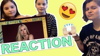 Iggy Azalea - Switch ft. Anitta | Reaction