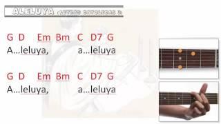 aleluya letras catolicas 3