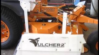 Vulcher 2 The Safety Mulcher installation video  Remote kit