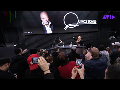In Conversation with Quincy Jones (presented by BMG)