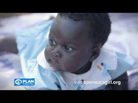 Sponsor a girl like Evie with Plan International UK (2015 TV ad full length version)