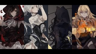 RWBY [AMV] Eye Of The Storm