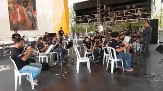 """CARTOON SYMPHNY - Banda Municipal """"Atílio Cerri"""" da cidade de Fartura - SP"""