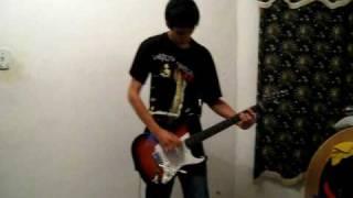 Arma-goddamn-motherfuckin-geddon (Guitar Cover)