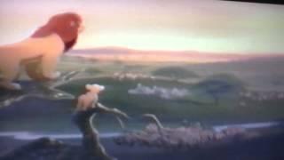 Il Re Leone 2 Il Regno Di Simba Trailer Della Vhs 1999