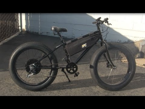 BOSS FAT BIKE 5000W -42MPH HIGH TORQUE