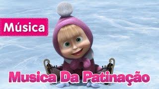 Masha e o Urso - Musica Da Patinação (Férias no Gelo)