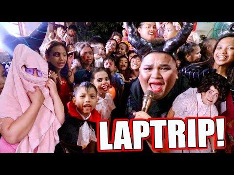 Download Video ANG UNA AT HULING HALLOWEEN PARTY (BUHAY NG ISKWATER)   LC VLOG #302