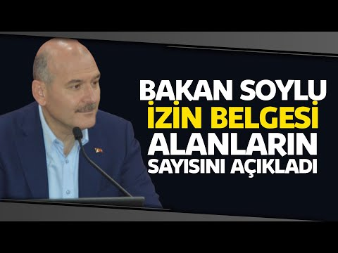 İçişleri Bakanı Süleyman Soylu, Güvenlik Toplantısı için Ağrı'da