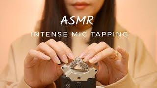 ASMR INTENSE MIC TAPPING Sounds Using Nails (no talking)