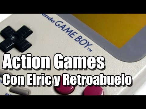 GAME BOY TOP ACTION GAMES