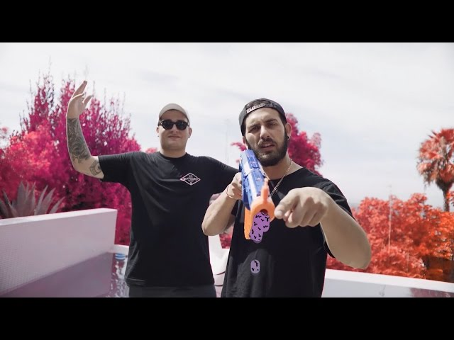 Videoclip oficial de 'Squad', de Borgore, Getter y Dahn Farro.