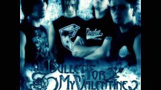 Bullet for my valentine My Fist Your Mouth Her Scars w/ lyrics!