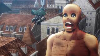 Fivefold - All of Me AOT AMV
