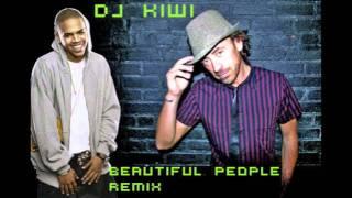 Chris Brown ft Benny Benassi- Beautiful People [Dubstep Remix]
