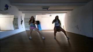 Sean Paul- Press it up dance
