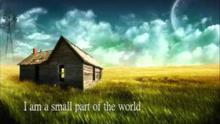 Sally K. Albrecht - I am a small part of the world (lyrics)