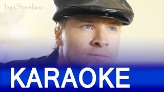Backstreet Boys – Incomplete Lyrics Instrumental Karaoke