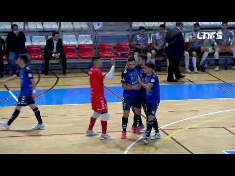 Bisontes Castellón FS - Rivas Futsal Jornada 7 Grupo D Segunda División Temp 20 21