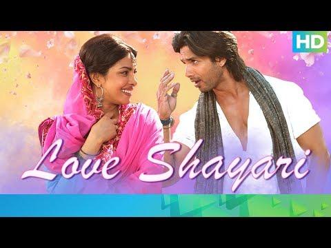 Love Shayari Valentine's Special - Teri Meri Kahaani | Shahid Kapoor & Priyanka Chopra