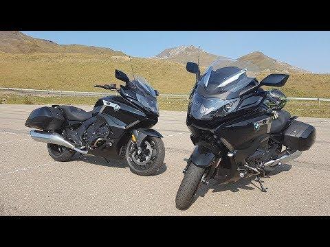 Motosx1000: Presentación BMW K1600B