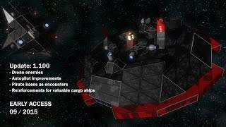 Space Engineers - Update 01.100 - Drones, Pirate bases, Bugfixes and Planetary Teaser