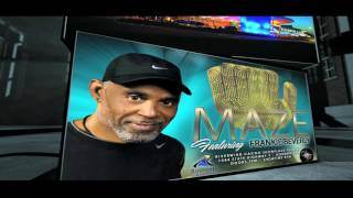 Maze Feat. Frankie Beverly Live-Promo