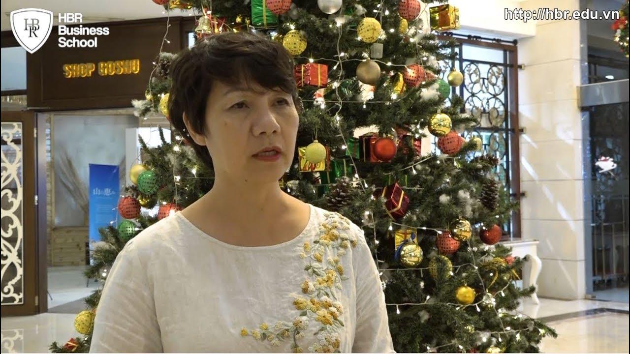 Cảm nhận học viên trường doanh nhân HBR - Chủ tịch HĐQT Công ty TNHH Sỹ Phú