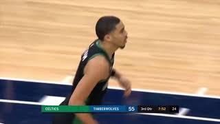 Derrick Rose against Boston Celtics