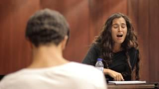 Júlio Resende e Sílvia Pérez Cruz - Fado & Further (rehearsal teaser)