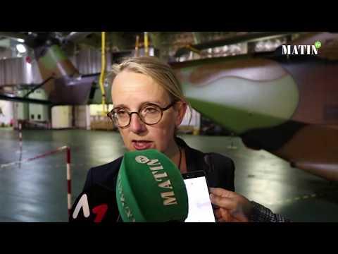 Video : Le porte-hélicoptères amphibie Dixmude fait escale au port de Casablanca
