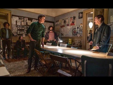 El juicio de los 7 de Chicago - Trailer final subtitulado en español (HD)