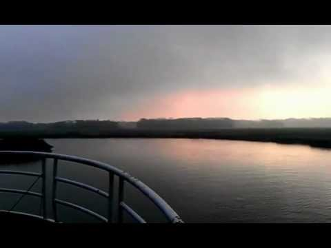 Amazing boat (Ferry) journey to Bhola, Bangladesh