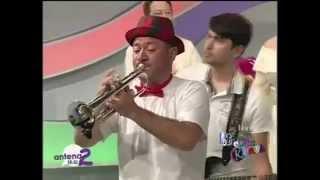 Datina - Pui De Morosan | Live @ Antena 2 (2012)