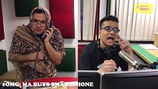 OMG - O Maa Go - Maa Buys Smartphone